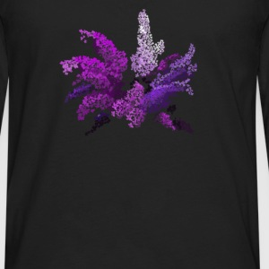 lilac Tanks - Men's Premium Long Sleeve T-Shirt