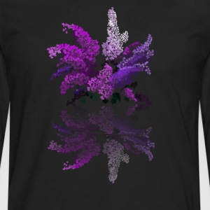 lilac Women's T-Shirts - Men's Premium Long Sleeve T-Shirt