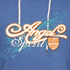 Angel Spirit Women's T-Shirts - Unisex Lightweight Terry Hoodie