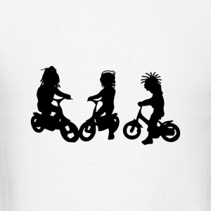 dreadlock_children01.png Baby Bodysuits - Men's T-Shirt