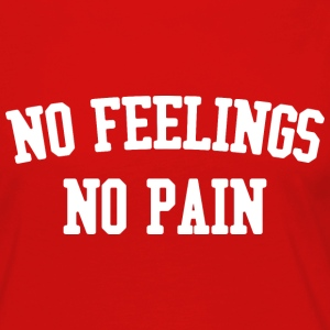 No feelings, no pain - Women's Premium Long Sleeve T-Shirt