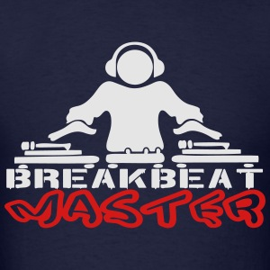 dj breakbeat master Hoodies - Men's T-Shirt