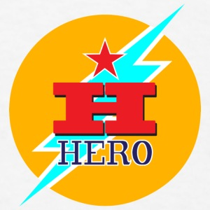 Hero emblem Other - Men's T-Shirt