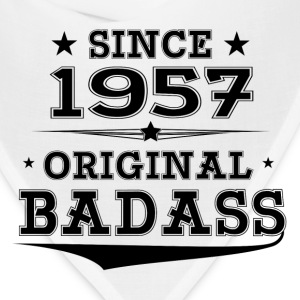 ORIGINAL BADASS SINCE 1957 T-Shirts - Bandana