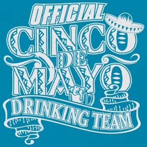 Cinco Mayo Drinking Team Tanks - Women's T-Shirt