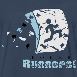 Poker Runners! - Men's Premium Long Sleeve T-Shirt
