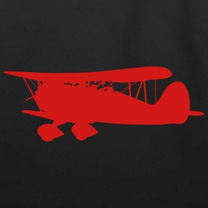 Aircraft T-Shirts - Eco-Friendly Cotton Tote