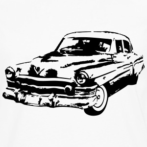 American Classic Car T-Shirts - Men's Premium Long Sleeve T-Shirt
