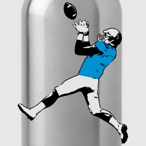 American Football Player T-Shirts - Water Bottle