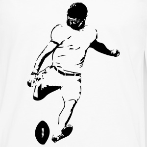 American Football Player T-Shirts - Men's Premium Long Sleeve T-Shirt
