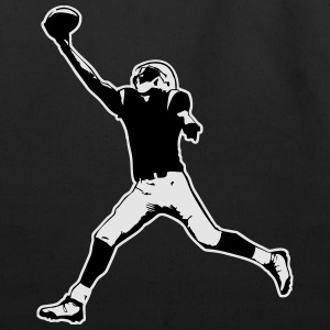 American Football Player T-Shirts - Eco-Friendly Cotton Tote