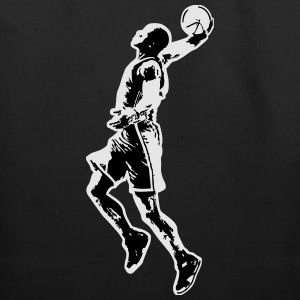 Basketball T-Shirts - Eco-Friendly Cotton Tote
