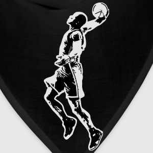 Basketball T-Shirts - Bandana