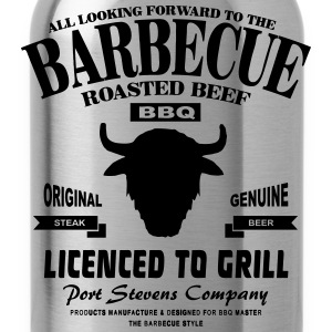 Barbecue  - BBQ T-Shirts - Water Bottle