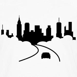 city T-Shirts - Men's Premium Long Sleeve T-Shirt