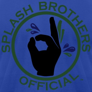 SPLASH BROTHERS OFFICIAL  - Men's T-Shirt by American Apparel