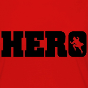 hero T-Shirts - Women's Premium Long Sleeve T-Shirt