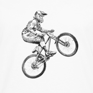 BMX Baby & Toddler Shirts - Men's Premium Long Sleeve T-Shirt