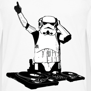 Stromtrooper DJ Party - Men's Premium Long Sleeve T-Shirt