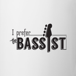 Bassist - Coffee/Tea Mug