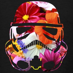 Flower Trooper TANKTOP WOMAN - Men's T-Shirt