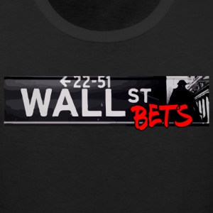Wall Street Bets T-Shirts - Men's Premium Tank
