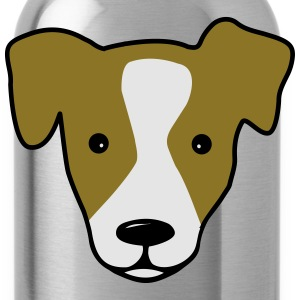 Jack Russel T-Shirts - Water Bottle