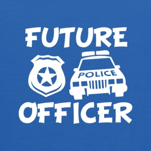 Future Police Officer funny baby boy shirt - Kids' Hoodie