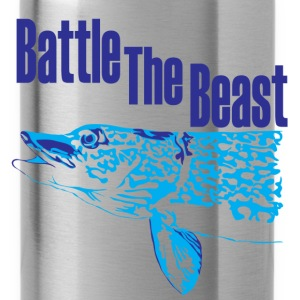 The beast. - Water Bottle