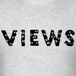 Views From The Six Long Sleeve Shirts - Men's T-Shirt