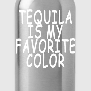 tequila_color - Water Bottle