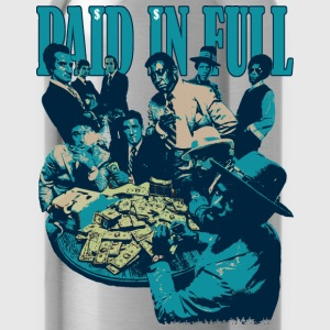 paid in full T-Shirts - Water Bottle
