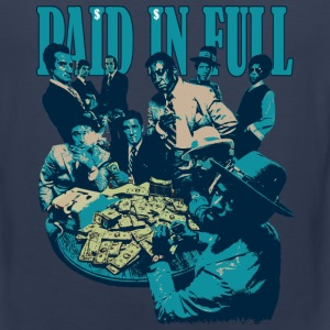 paid in full T-Shirts - Men's Premium Tank