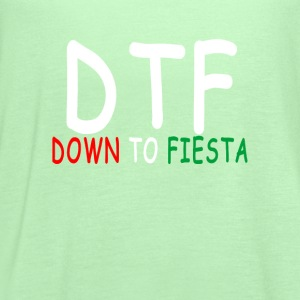 down_to_fiesta - Women's Flowy Tank Top by Bella