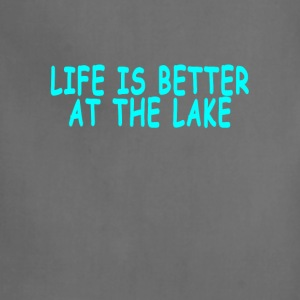life_is_better_at_the_lake - Adjustable Apron