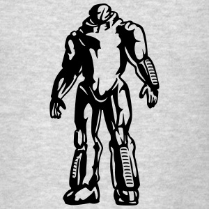 Robot Hoodies - Men's T-Shirt