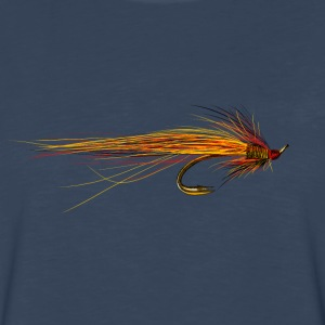 fly fishing hook Sportswear - Men's Premium Long Sleeve T-Shirt