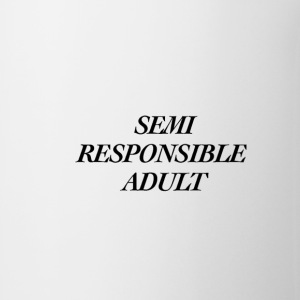 Semi Responsible - Coffee/Tea Mug