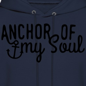 Anchor of my Soul - Men's Hoodie