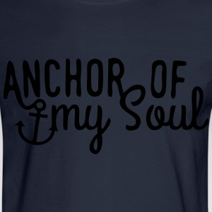 Anchor of my Soul - Men's Long Sleeve T-Shirt