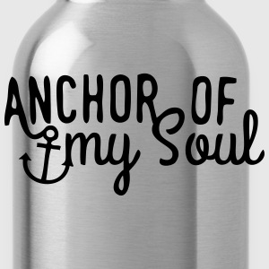 Anchor of my Soul - Water Bottle