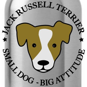 Jack Russell T-Shirts - Water Bottle