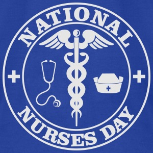 National Nurses Day Tanks - Men's T-Shirt by American Apparel