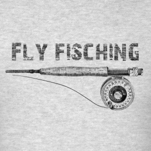 fly fishing Sportswear - Men's T-Shirt