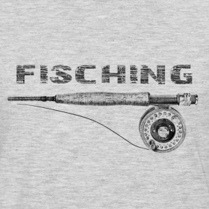 fishing rod Women's T-Shirts - Men's Premium Long Sleeve T-Shirt
