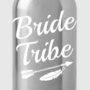 Bride Tribe Bridesmaid women's shirt - Water Bottle