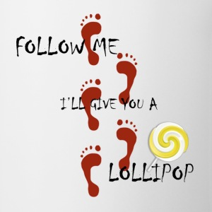 Follow Lolly - Coffee/Tea Mug
