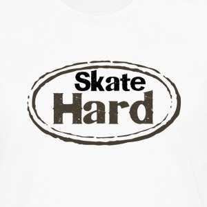 Skate Hard - Men's Premium Long Sleeve T-Shirt
