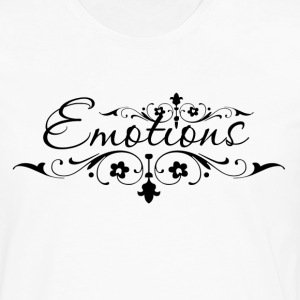 Emotions Women's T-Shirts - Men's Premium Long Sleeve T-Shirt