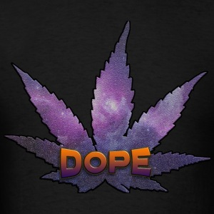 Weed is Dope - Men's T-Shirt